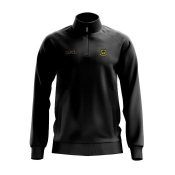 Coombswood CC Duel 1/4 Zip Training Top - Black