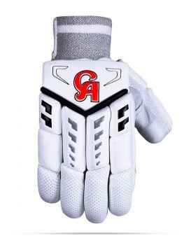CA Plus 20K 1.0 RH Batting Gloves – White/Orange
