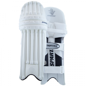 Spartan Diamond RH Batting Pads - White