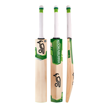 Kookaburra Kahuna Cricket Bat 2.1 – White/Green