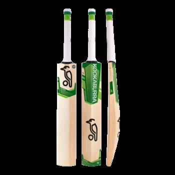Kookaburra Kahuna Cricket Bat 3.1 – White/Green