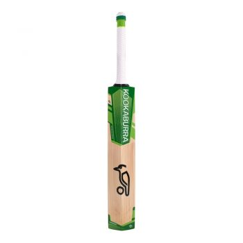 Kookaburra Big Kahuna Cricket Bat – White/Green