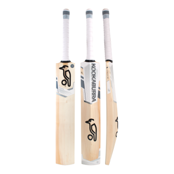 Kookaburra Ghost 3.2 Cricket Bat – White/Silver