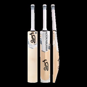Kookaburra Ghost 4.2 Cricket Bat – White/Silver