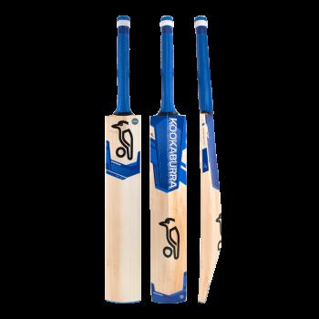 Kookaburra Pace 3.4 Cricket Bat - Blue
