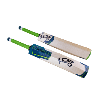 Kookaburra Pro Kahuna Cricket Bat - Dark Green/Light Green