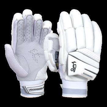 Kookaburra Ghost Pro RH Batting Gloves - White