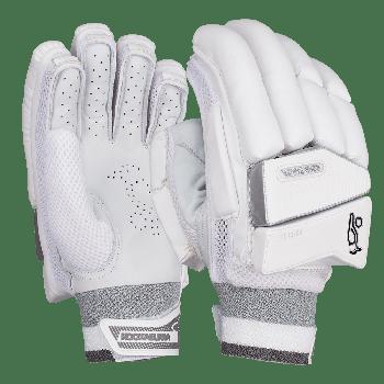 Kookaburra Ghost 3.0 Junior RH Batting Gloves - White