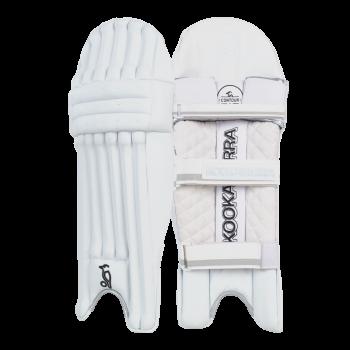 Kookaburra Ghost 2.2 LH Batting Pads - White