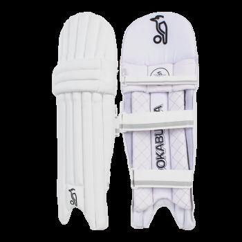 Kookaburra Ghost 4.2 Junior AMBI Batting Pads - White