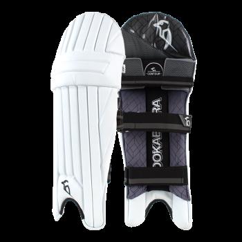 Kookaburra Shadow 2.3 LH Batting Pads - White/Black