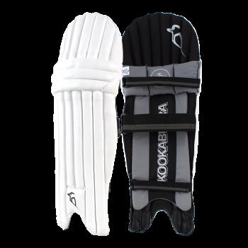 Kookaburra Shadow 5.1 Junior AMBI Batting Pads - White/Black