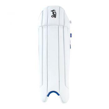 Kookaburra 1.1 Wicket Keeping Pads - White/Blue
