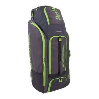 Kookaburra Pro d1.0 Duffle Bag – Black/Lime