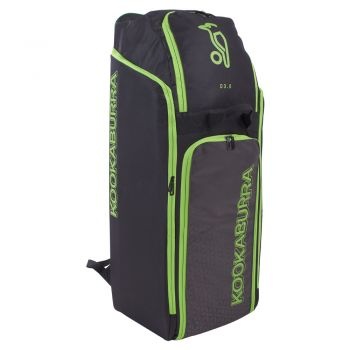 Kookaburra d3.0 Duffle Bag – Black/Lime
