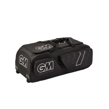 Gunn & Moore 909 Wheelie Bag – Black/White