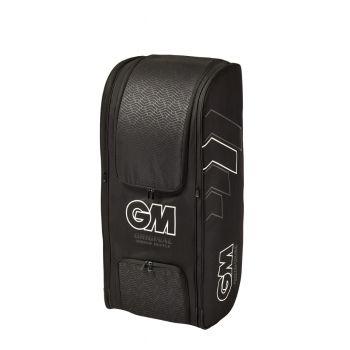 Gunn & Moore Original Wheelie Duffle Bag – Black/White