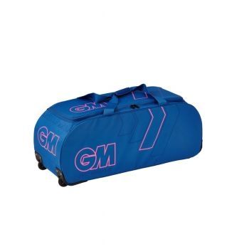 Gunn & Moore 707 Wheelie Bag – Blue/Pink