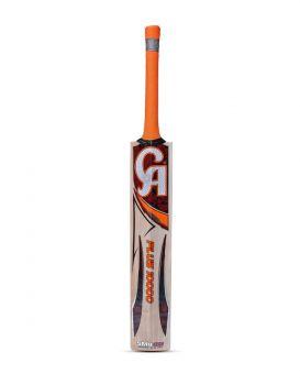 CA Plus 10000  Cricket Bat – Orange/Silver