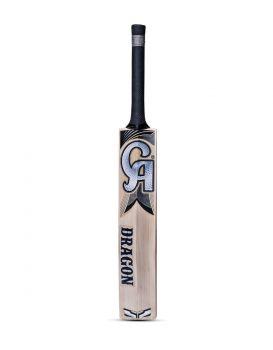 CA Dragon 7 Star Cricket Bat – Black/Silver