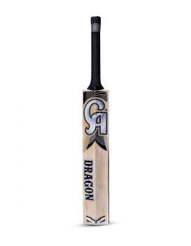 CA Dragon Cricket Bat – Black/Silver
