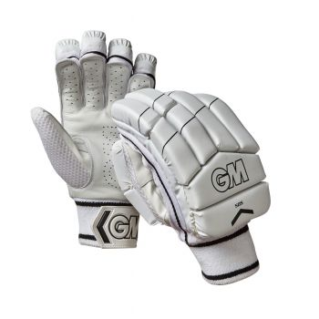 Gunn & Moore 505 LH Junior Batting Gloves – White