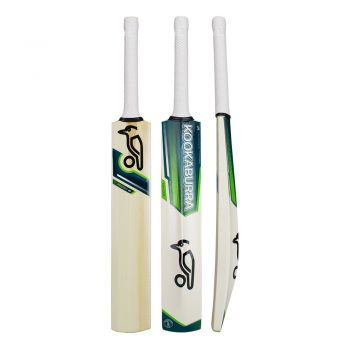 Kookaburra Kahuna Prodigy Junior Cricket Bat - Green
