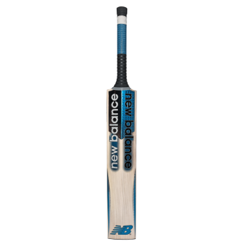 New Balance DC 1080 Junior Cricket Bat - Blue/Black/Silver