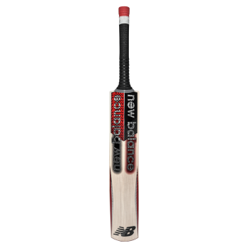 New Balance TC 1260 Junior Cricket Bat - Silver/Red/Black