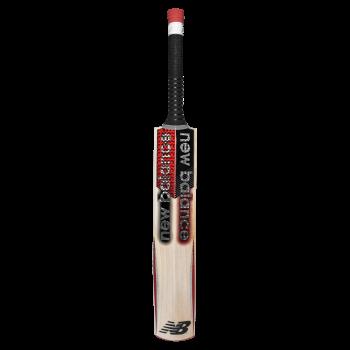 New Balance TC 560 Junior Cricket Bat - Silver/Red/Black