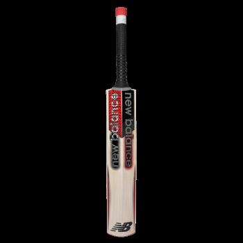 New Balance TC 860 Cricket Bat - Silver/Red/Black