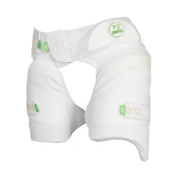 Aero P2 Stripper Lower Body Protector LH – White/Orange
