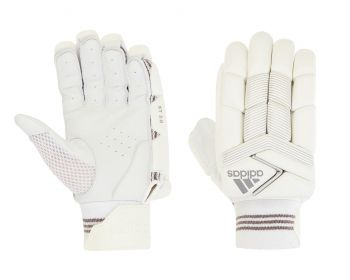 Adidas XT 2.0 RH Junior Batting Gloves – White/Grey