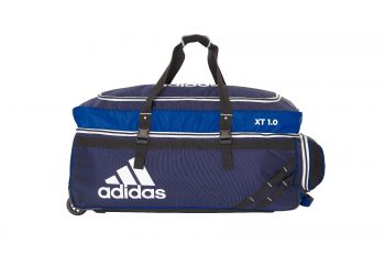 Adidas XT 1.0 Wheelie Bag – Blue/Navy/White