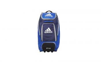 Adidas XT 2.0 Wheelie/Duffle Bag – Blue/Navy/White