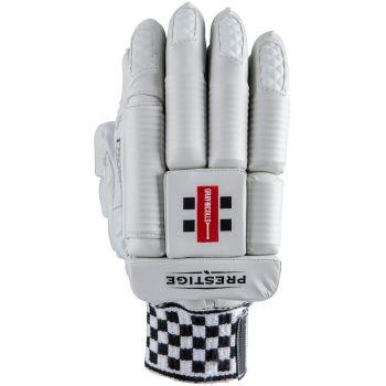 Gray-Nicolls Prestige LH Batting Gloves – White