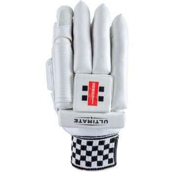 Gray-Nicolls Ultimate LH Junior Batting Gloves – White