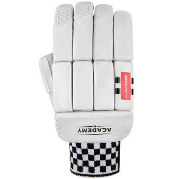 Gray-Nicolls Academy RH Junior Batting Gloves – White/white