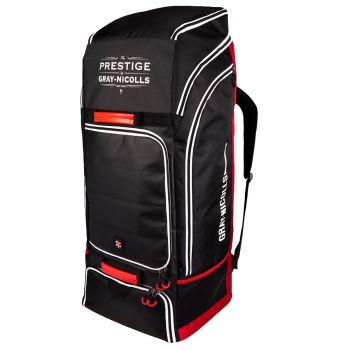 Gray-Nicolls Prestige Duffle Bag – Black/Red/White