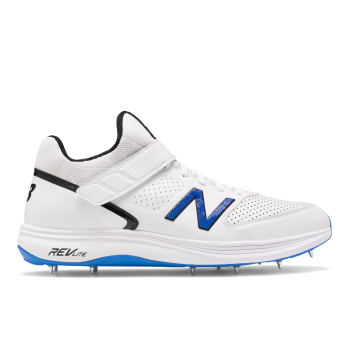 New Balance CK4040 Cricket Bowling Shoe – White/Blue