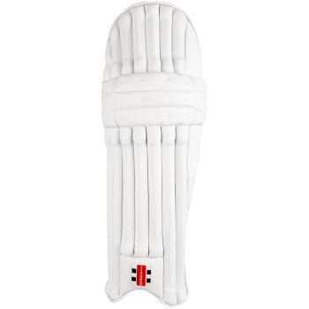 Gray-Nicolls Powerbow Inferno 700 RH Batting Pads – White/Yellow/Black