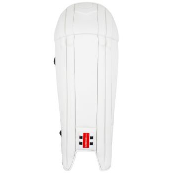 Gray-NicollsPowerbow Inferno Wicket Keeping Pads – White/Yellow/Black