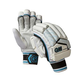 Gunn & Moore Diamond LH Batting Gloves - White