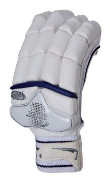 Salix Arma RH Batting Gloves - White/Navy