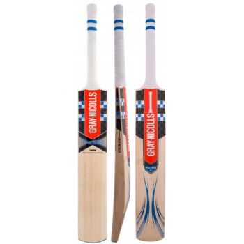 Gray-Nicolls Powerbow 6 300 Junior Cricket Bat - Royal/Black