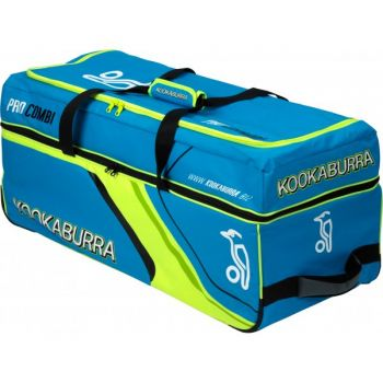 KOOKABURRA PRO COMBI CRICKET BAG