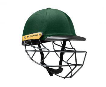 Masuri C Line Plus Steel Cricket Helmet – Green