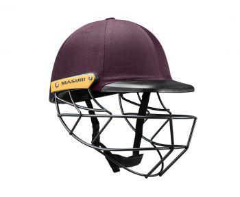Masuri C Line Plus Steel Cricket Helmet – Maroon