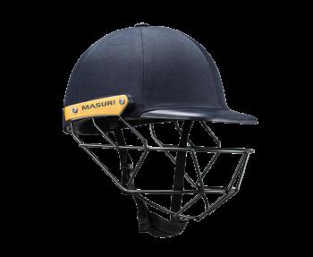 Masuri C Line Plus Steel Junior Cricket Helmet - Navy