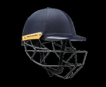 Masuri C Line Plus Steel Cricket Helmet - Navy